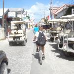 Bicycling San Pedro
