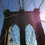 Brooklyn Bridge (Manhatten side)