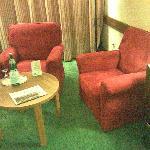 Zimmer Sitzbereich