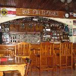 El bar y comedor