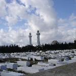 cimetière musulman