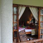 veranda+letto