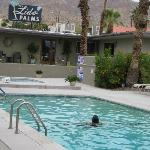 Main pool at Lido Palms