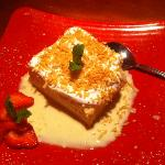 Coconut Tres Leches -- easily enough for two