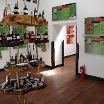 Amazonian medicinal plants hall