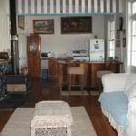 The Cottage has 4 double bedrooms