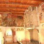 CASTEL RONCOLO -BZ- particolare affreschi