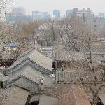 View of Hutong roof tops from my window