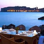 Hotel Excelsior Dubrovnikbeach restaurant