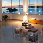 Dubrovnik Palace Hotel - Sunset lobby bar