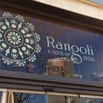 Photo de Rangoli