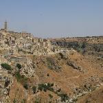 Matera, côté Canyon.