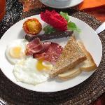 Frühstücks-Variante