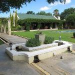 Parkartiger Garten