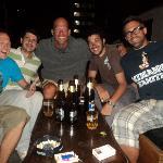 Noches de amistades internacionales