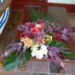 Flower Decoration at room / terasse