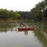 Mae Rim Lagoon Foto