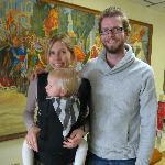 Pastor Erland Groetberg & Family