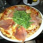 Pinot pizza!