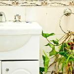 baño compartido en MT SOHO