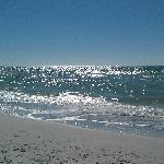 St. Pete Beach, Florida behind the hotel