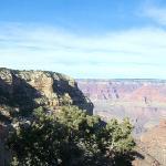 Panoramic shot of the Canyon