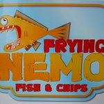 Frying Nemo Fish 'N' Chips