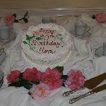 Lovely Personalize Cake