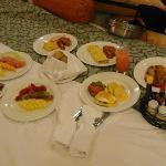 Room service orders