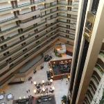 Atrium from 12th Floor