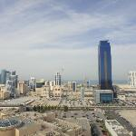 Manama from this hotel