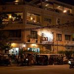 Cafe Fresco by night