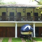 The Mango Suites (above the garage!)