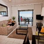 Relax in your Ocean View Studio Apartment
