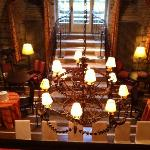 1 of the dining rooms