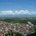 Paraiba Valley seen from the top of the Tower.