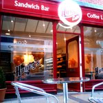 Honey's Caffe in Fakenham, Norfolk