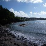 Beach - a little rocky but great for snorkling
