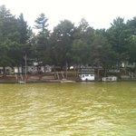 Resort From Lake