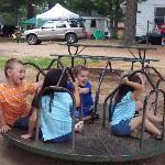 Kids Merry-Go-Round