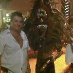 moi et danseur maya