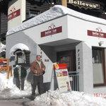 Restaurant Bellevue Foto