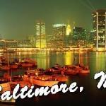 Baltimore Skyline1