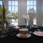 Gourmet breakfasts and fine dining for guests