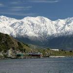 Views around Kaikoura