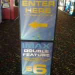 See any 2nd film on the same day for $6