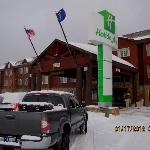 Holiday Inn, West Yellowstone