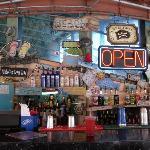 I loved the bar.