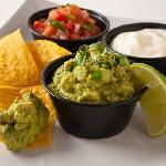 Fresh made Guacamole & Salsa