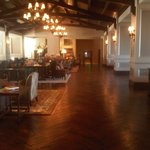 vista lounge/great hall